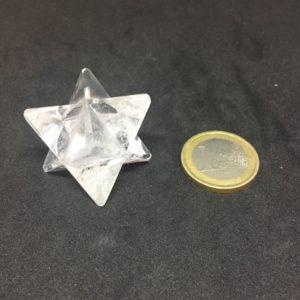 Merkaba – Cristal de roche