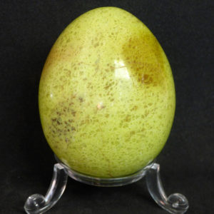 Oeuf: opale verte