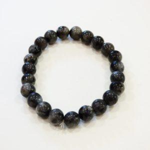 Bracelet | larvikite 8mm