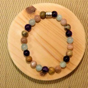 Bracelet signe gémeaux pour homme